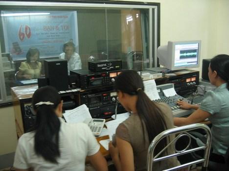 Studio của 60pBvT Điện Biên